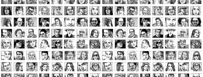 Quantas pessoas são necessárias para abrir uma ONG - Ilustrações de pessoas