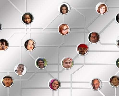 Captação de recursos com financiemtno coletivo recorrente - rede de pessoas
