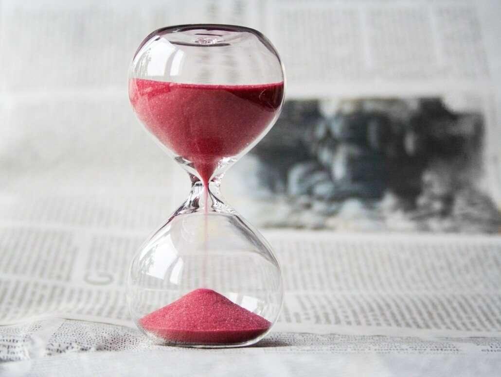 captação de recurss com leis de incentivos - tempo