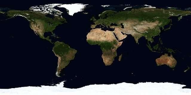 Gioa completo de captação de recursos - continentes