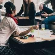 Como captar recursos com empresas - reunião